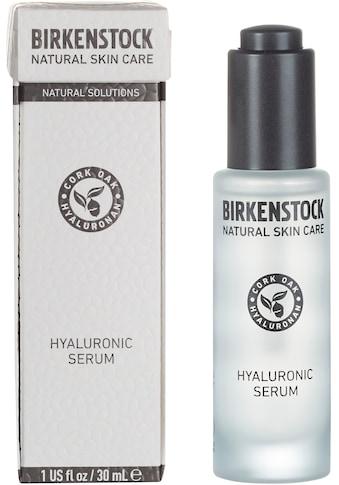 BIRKENSTOCK NATURAL SKIN CARE Hyaluron Serum »Hyaluronic Serum« kaufen