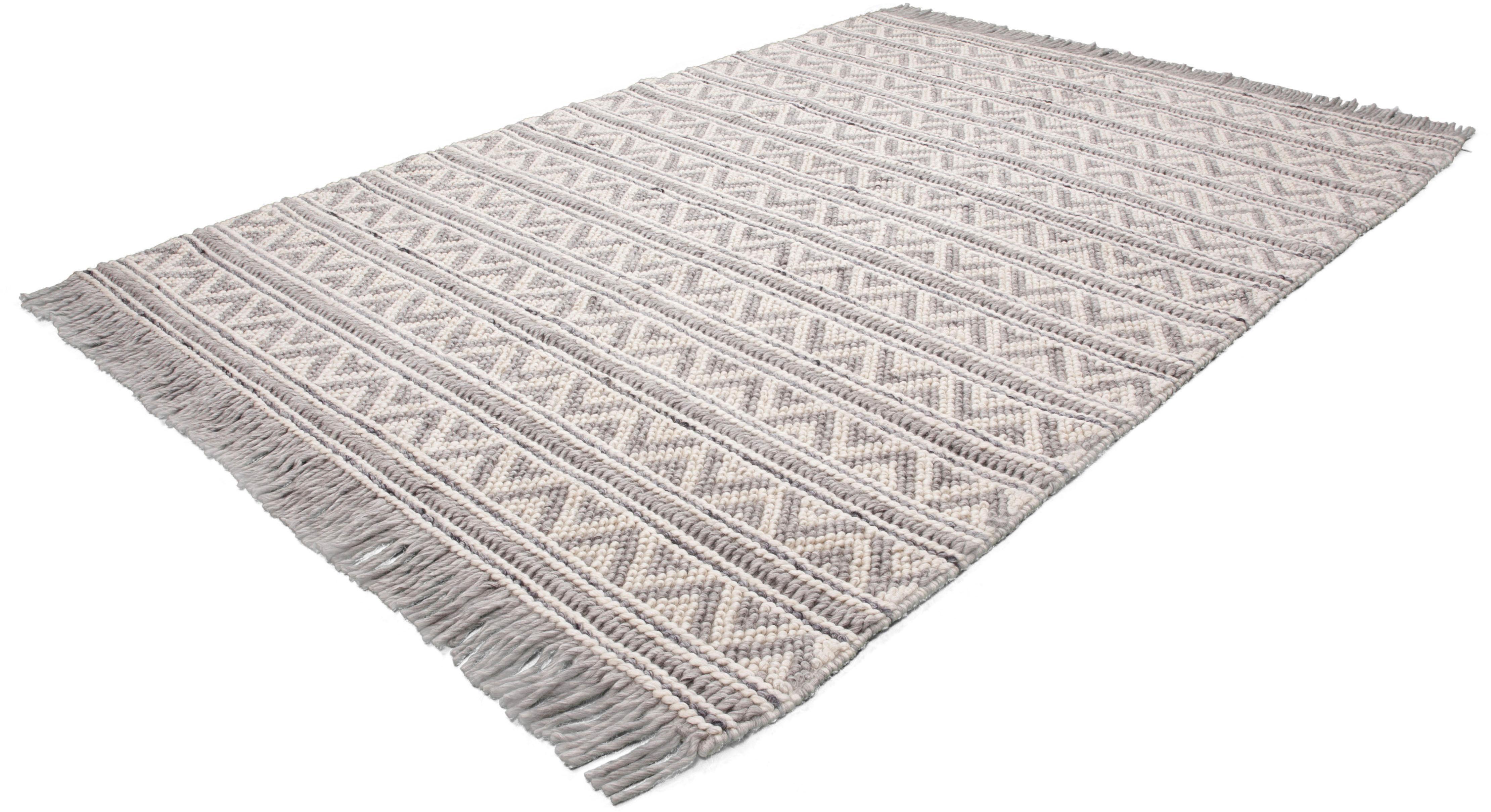 Teppich Bature 500 calo-deluxe rechteckig Höhe 10 mm handgewebt