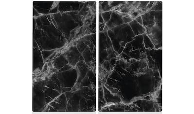 Zeller Present Schneide- und Abdeckplatte »Marmor«, Hitzebeständig bis 220/240°C kaufen