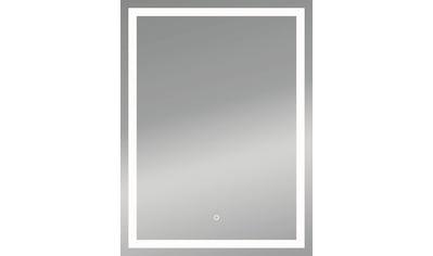 KRISTALLFORM Spiegel »FrameLight II«, 50 x 70 cm, LED Beleuchtung mit Touch - Bedienung kaufen