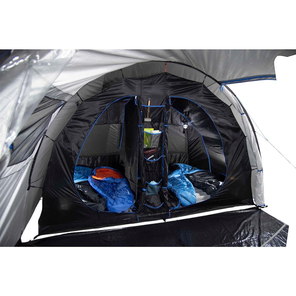 High Peak Tunnelzelt »Zelt Ancona 4.0«, 4 Personen, (mit Transporttasche)