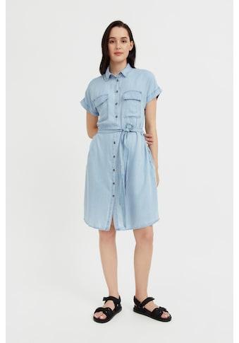 Finn Flare Jeanskleid, mit Gürtel kaufen