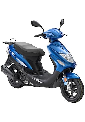 Luxxon Motorroller »ECO«, 49,6 cm³, 45 km/h, Euro 5, 3 PS kaufen