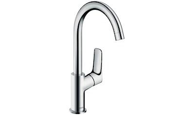 HANSGROHE Waschtischarmatur »Logis ComfortZone 210«, Wasserhahn mit Schwenkauslauf kaufen