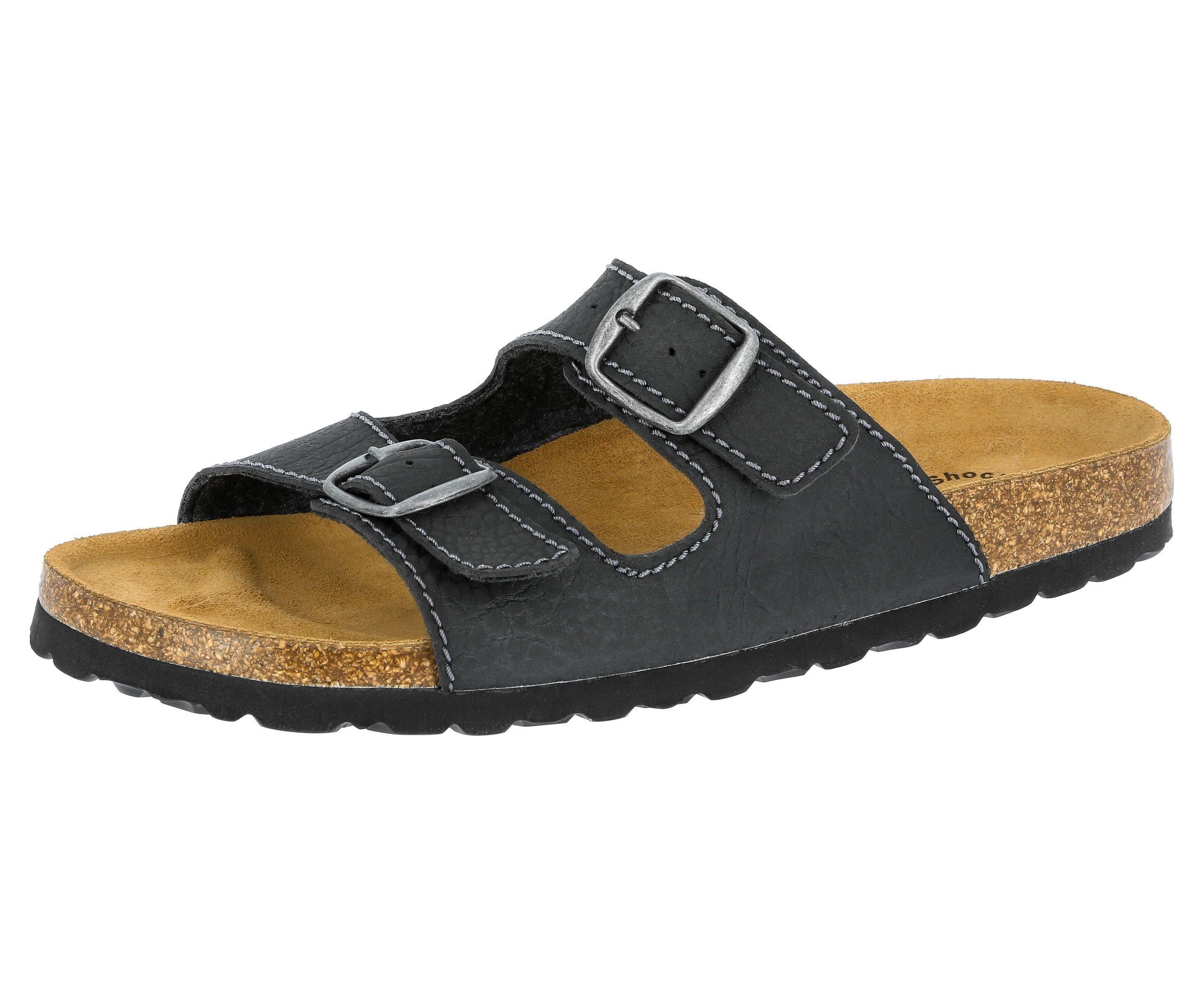 Lico Pantolette Pantolette Natural Elefo | Schuhe > Clogs & Pantoletten > Pantoletten | Grau | Lico