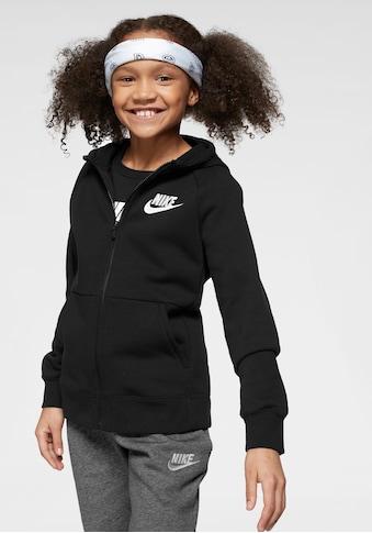 Nike Sportswear Kapuzensweatjacke »GIRLS NIKE SPORTSWEAR FULL ZIP« kaufen