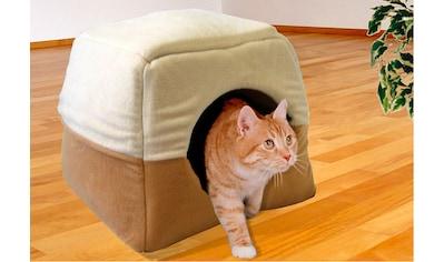 SILVIO design Tierbett »Vario«, Katzenhöhle kaufen