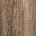 Infloor Teppichfliese »Velour Holzoptik Eiche rustikal«, rechteckig, 6 mm Höhe, 14 Stück, 4 m², 25 x 100 cm, selbsthaftend, für Stuhlrollen geeignet