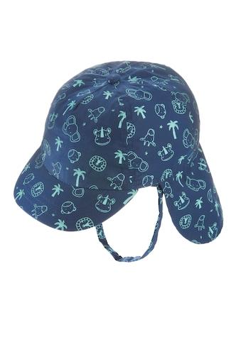 Chaplino Ballonmütze, mit Nackenschutz und Tiermotiv kaufen