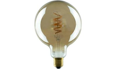 SEGULA LED-Filament »XTRA LINE«, E27, 1 St., LED Globe Curved Spirale Filament kaufen