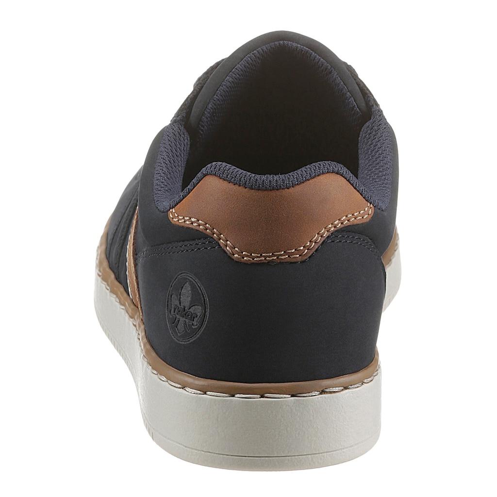 Rieker Sneaker, mit seitlichen Streifen