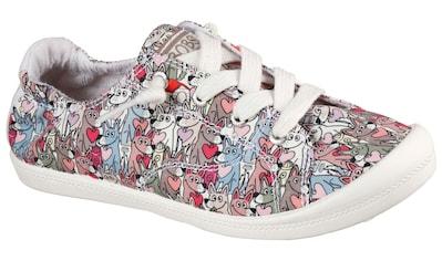 Skechers Slip-On Sneaker »BEACH BINGO«, mit Hunde-Print kaufen
