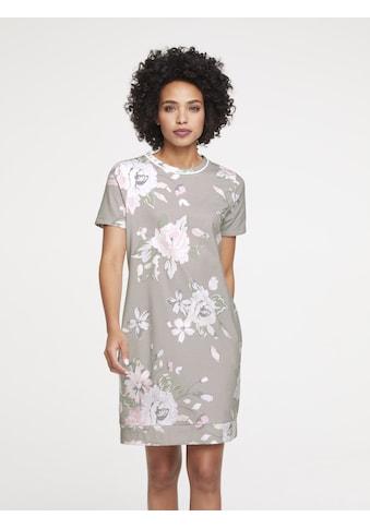 Druckkleid mit Blumenprint kaufen