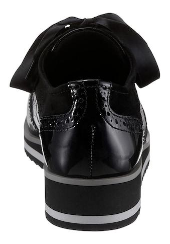 Caprice Sneaker mit trittdämpfender OnAir - Innensohle aus Leder kaufen