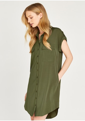 Apricot Hemdblusenkleid »Sleeveless Utility Shirt Dress« kaufen