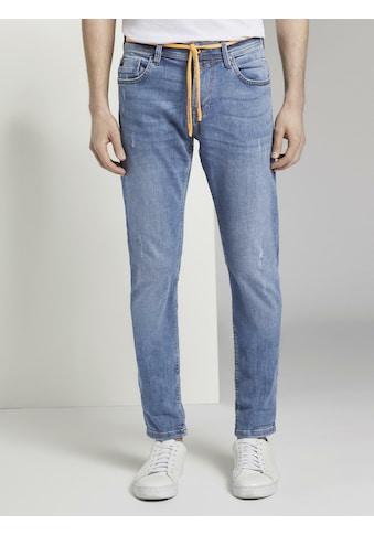 TOM TAILOR Denim Slim - fit - Jeans »Piers Slim Performance Stretch Effect« kaufen