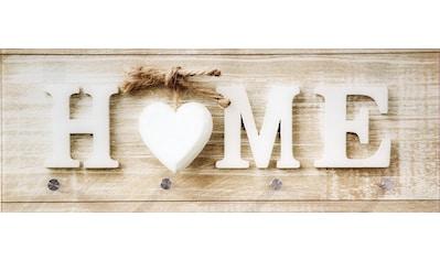 Garderobe »Zuhause« kaufen