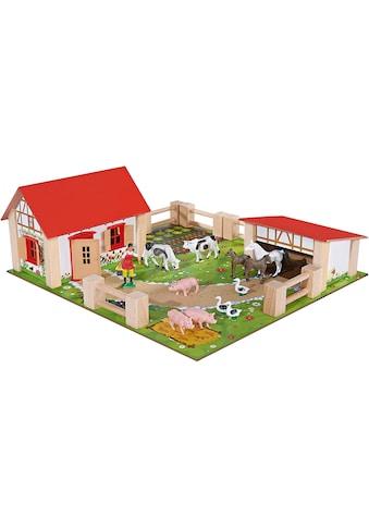 """Eichhorn Spielwelt """"Bauernhof klein"""" kaufen"""