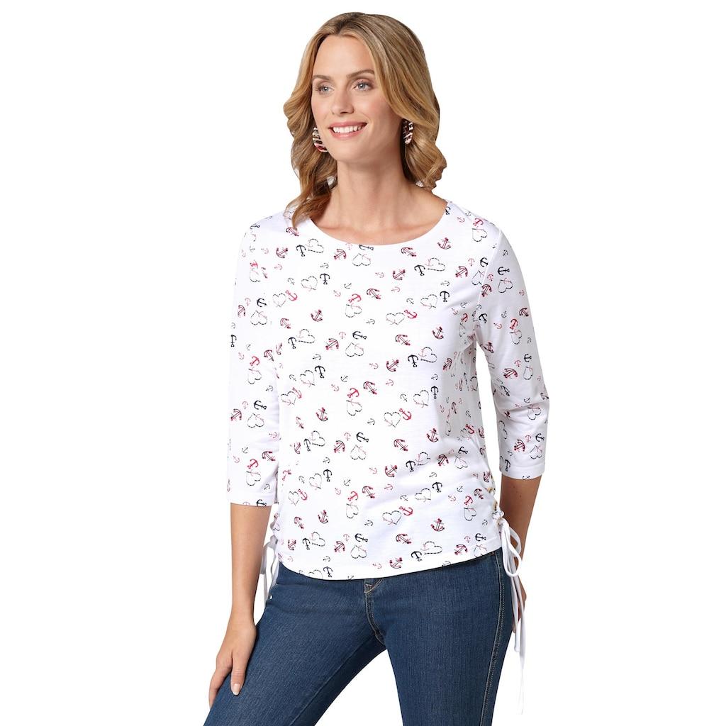 Ambria 3/4-Arm-Shirt