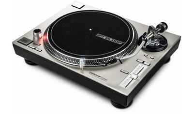 Reloop® »RP  -  7000 MK2 silver« Plattenspieler (Direktantrieb) kaufen
