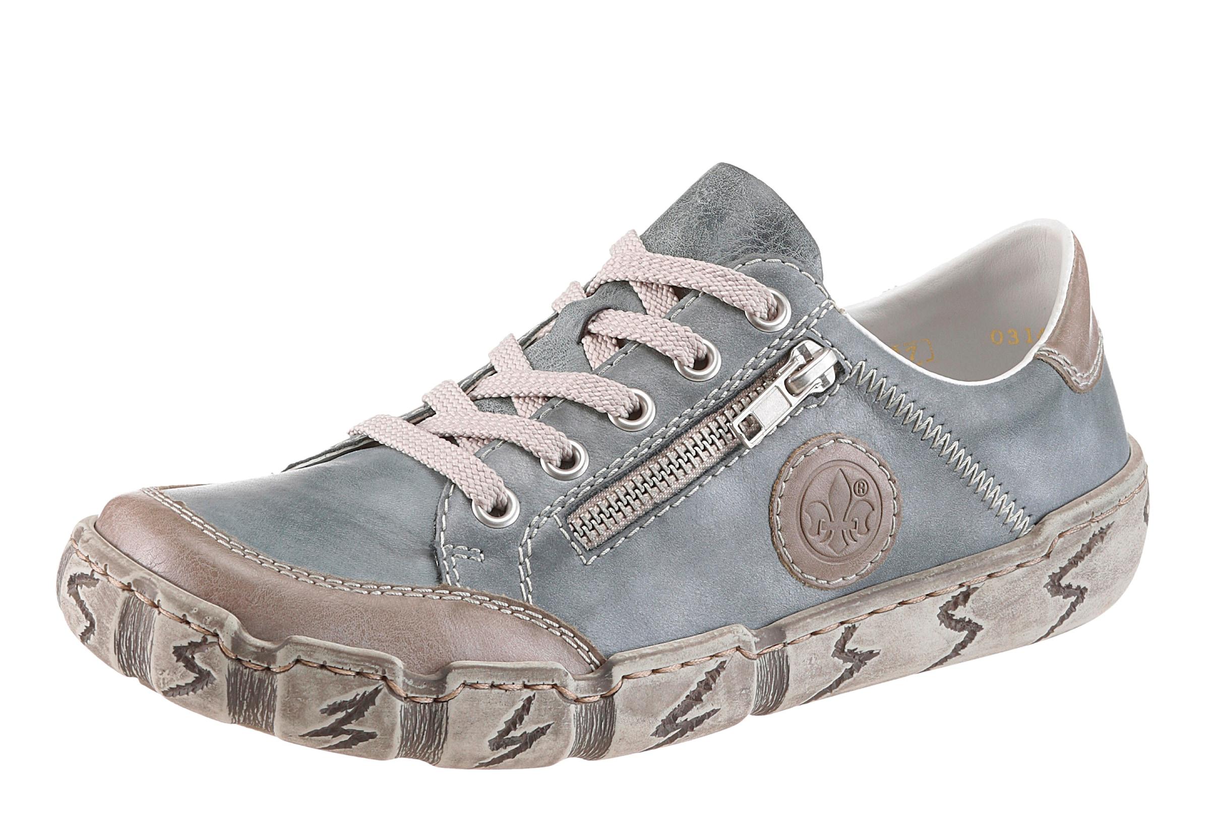 Rieker Sneaker mit Zierreißverschluss online kaufen | BAUR
