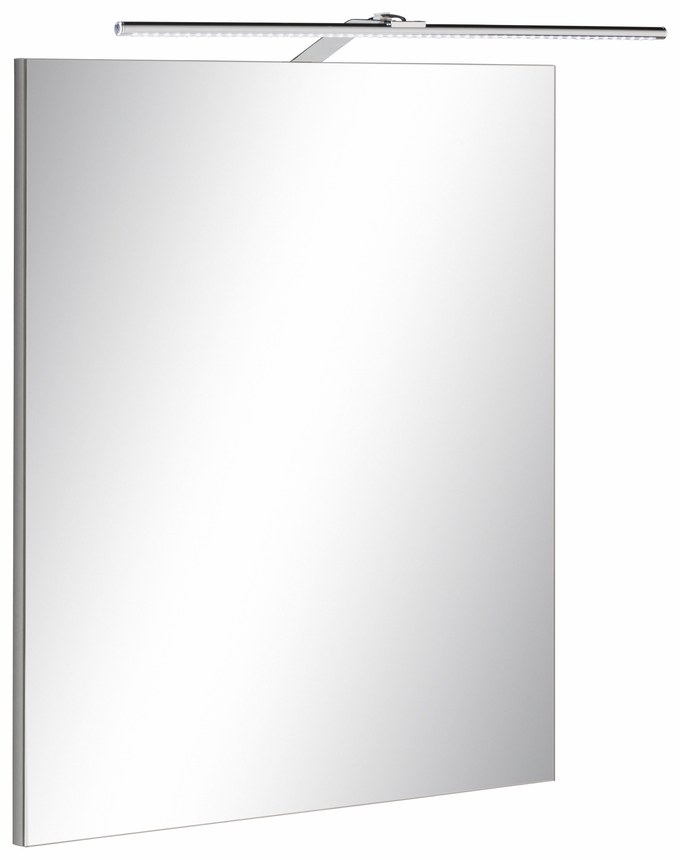 OPTIFIT LED-Lichtspiegel Doha   Bad > Spiegel fürs Bad   Melamin   Optifit