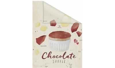 LICHTBLICK Fensterfolie »Chocolate«, selbstklebend, Sichtschutz kaufen