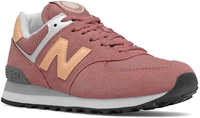 "New Balance Sneaker »WL574 ""Higher Leaning Pack""«, mit kontrastfarbenem Markenbadge kaufen"