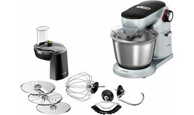 BOSCH Küchenmaschine OptiMUM MUM9D33S11, 1300 Watt, Schüssel 5,5 Liter kaufen