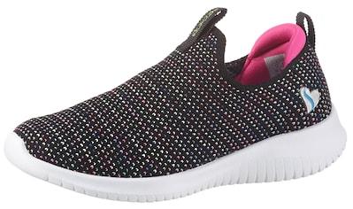 Skechers Kids Slip-On Sneaker »ULTRA FLEX«, mit gepolstertem Fersenpart kaufen
