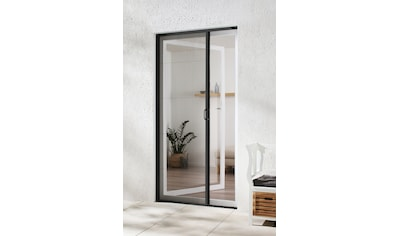HECHT Insektenschutz - Tür anthrazit/anthrazit, BxH: 125x220 cm kaufen