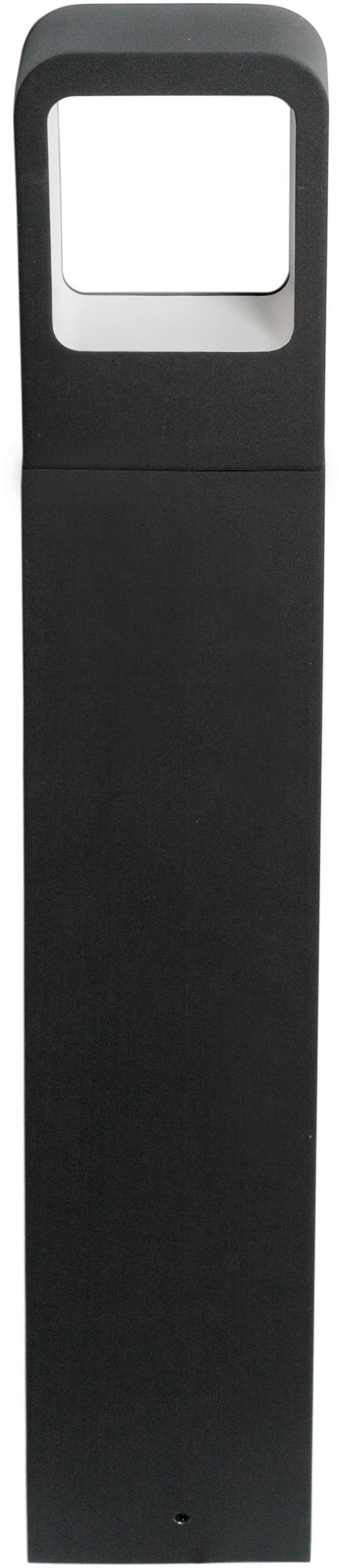 HEITRONIC LED Sockelleuchte Juna, LED-Modul, 1 St., Warmweiß, Indirekter Lichtaustritt
