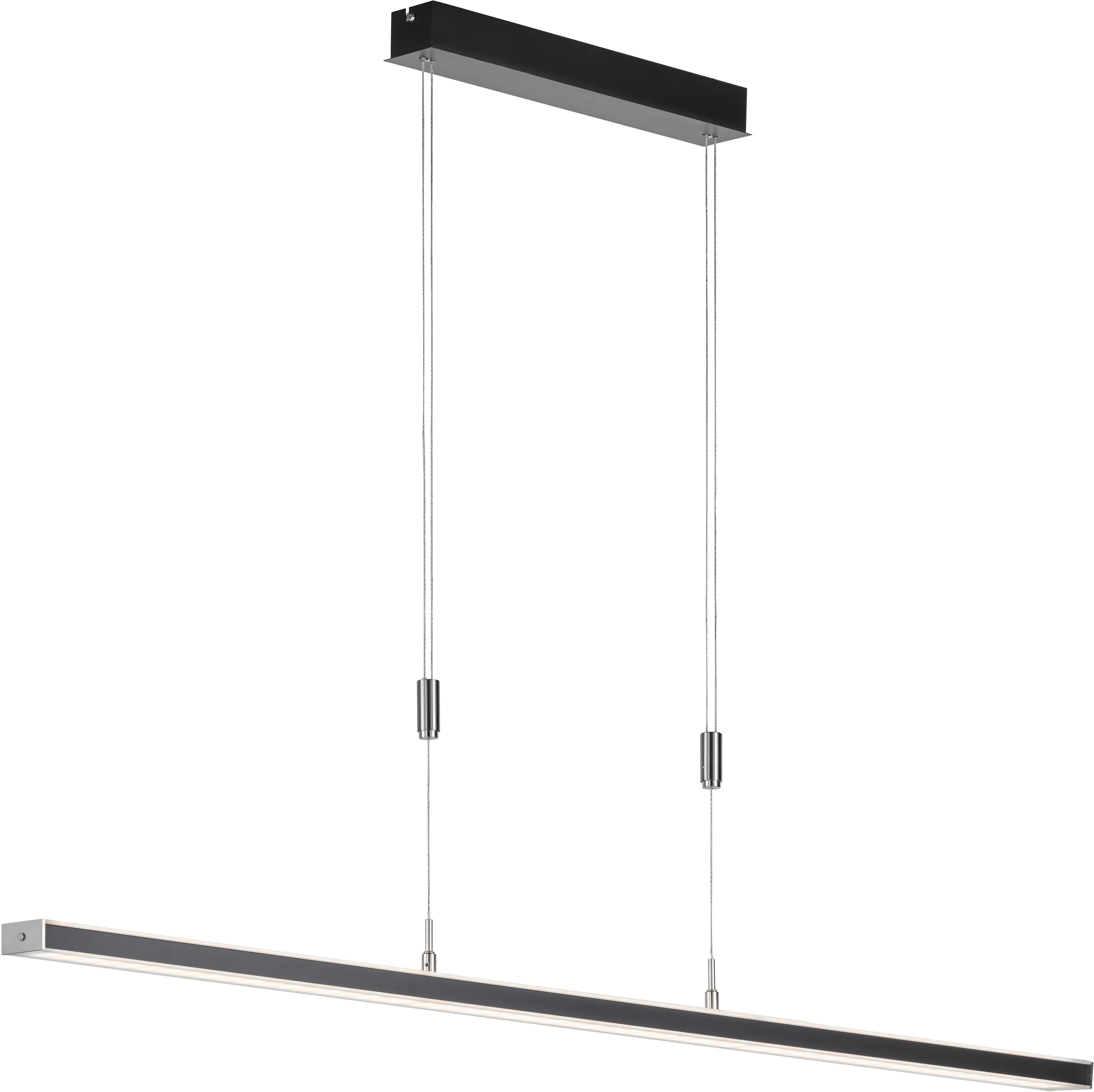FISCHER & HONSEL LED Pendelleuchte Vitan TW, LED-Modul, Warmweiß-Neutralweiß