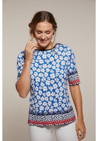 Hajo Print-Shirt, mit floralem Print kaufen