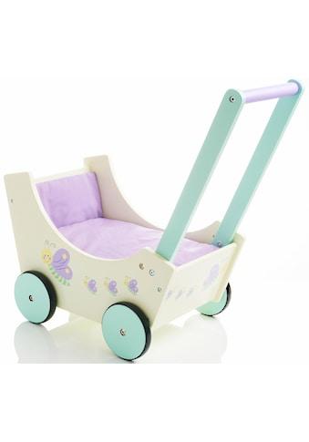 Sun Puppenwagen »Speedy Schmetterling«, aus Holz kaufen