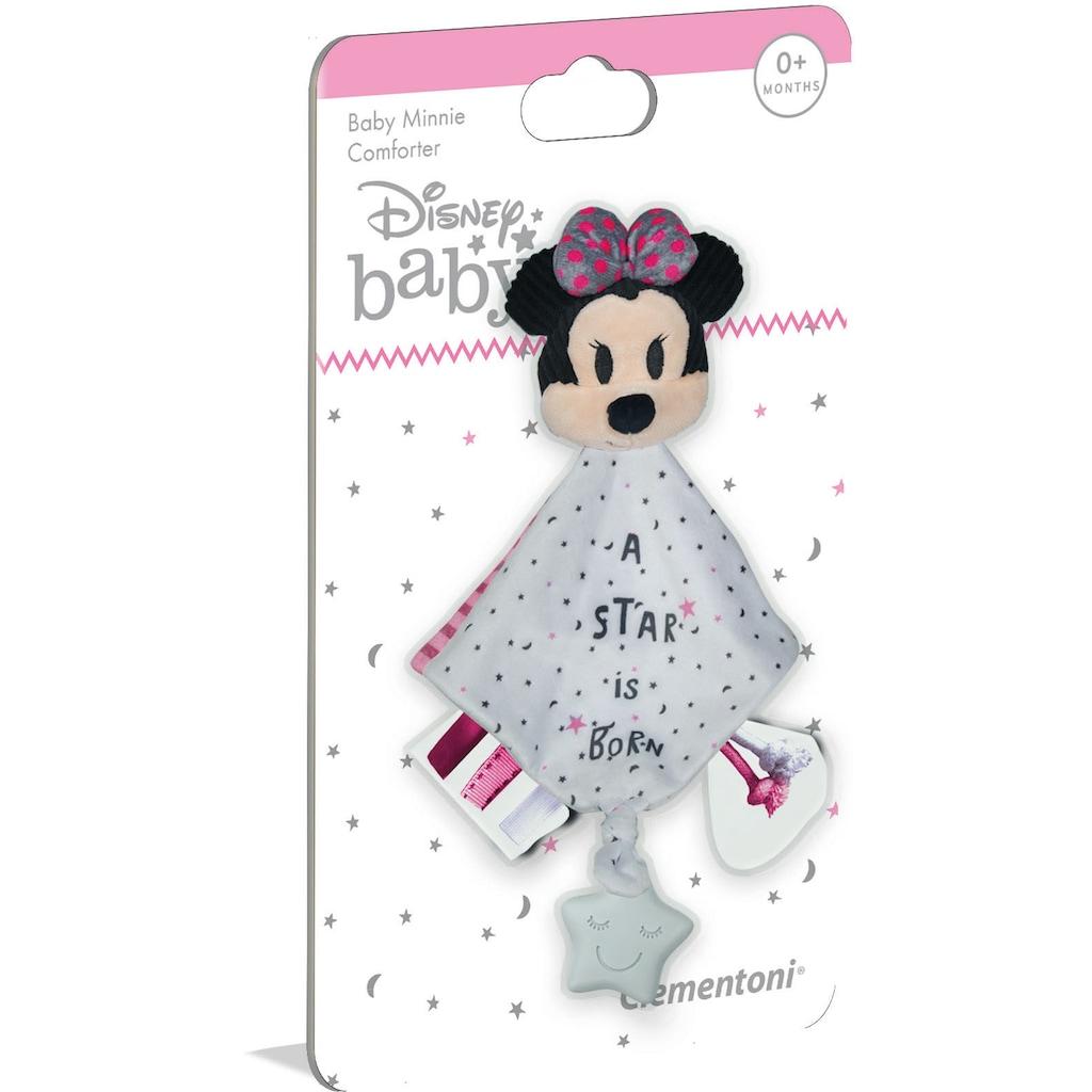 Clementoni® Kuscheltuch »Baby Minnie«