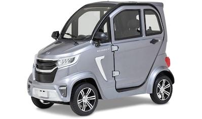 ECONELO Elektromobil »ECONELO M1«, 2200 W, 45 km/h, Alufelgen, elektrische Fensterheber, Rückfahrkamera, MP3-Player und FM Radio kaufen
