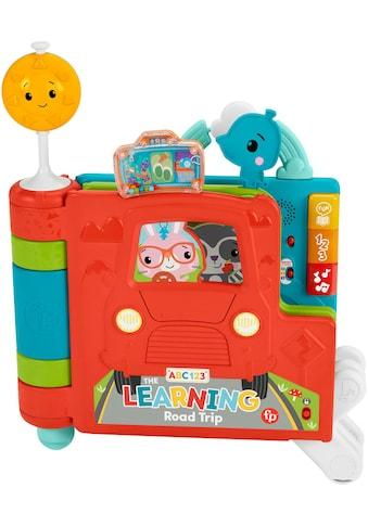 Fisher-Price® Lernspielzeug »Sitz & Steh Erlebnisbuch«, mit Musik kaufen