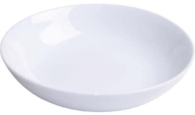 nurso Suppenteller »Mona«, (Set, 6 St.), Porzellan, Ø 20,5 cm kaufen