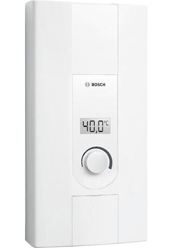 BOSCH Durchlauferhitzer »TR7000 24/27DESOB«, elektronisch kaufen