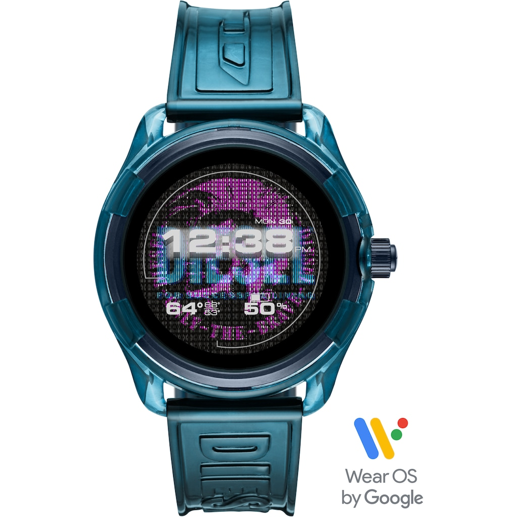 DIESEL ON FADELITE, DZT2020 Smartwatch (Wear OS by Google)