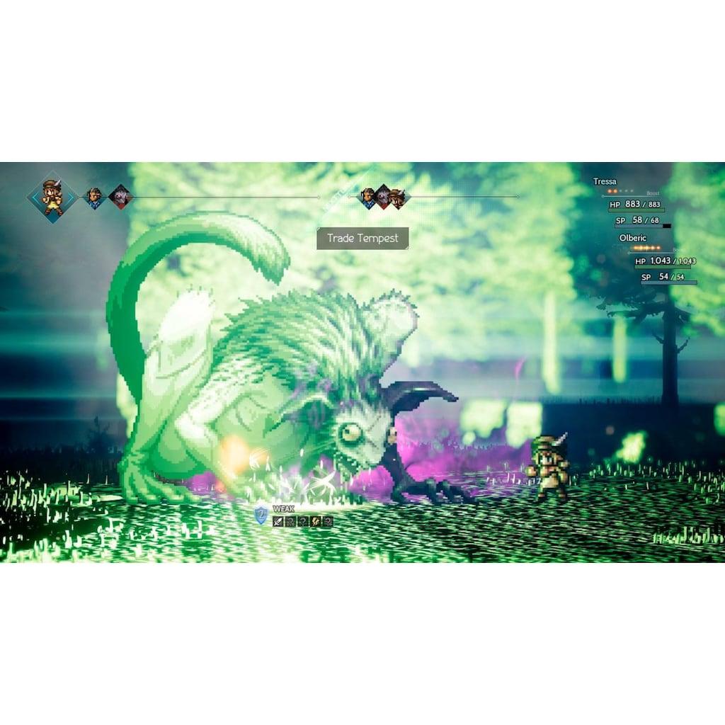 Nintendo Switch Spiel »Octopath Traveler«, Nintendo Switch