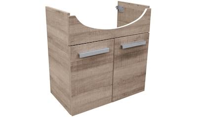 FACKELMANN Waschtischunterbau »A - Vero«, Breite 62,5 cm kaufen
