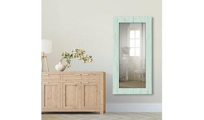 Artland Wandspiegel »Das Leben ist schön«, gerahmter Ganzkörperspiegel mit... kaufen