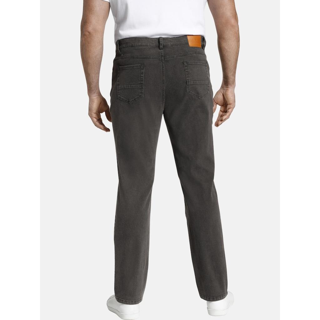 Charles Colby 5-Pocket-Hose »BARON VINCENT«, in Wolloptik