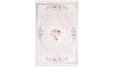 Teppich, »Sunshine 1055«, merinos, rechteckig, Höhe 3 mm, gedruckt kaufen