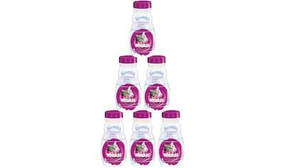 Whiskas Set: Katzenmilch, 6 Flaschen à 200 ml kaufen
