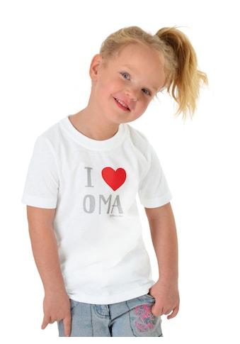 Trigema T - Shirt Lieblings - Oma kaufen