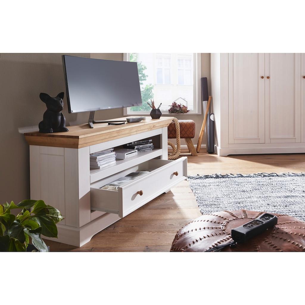 Premium collection by Home affaire TV-Board »Kim«, aus Massivholz