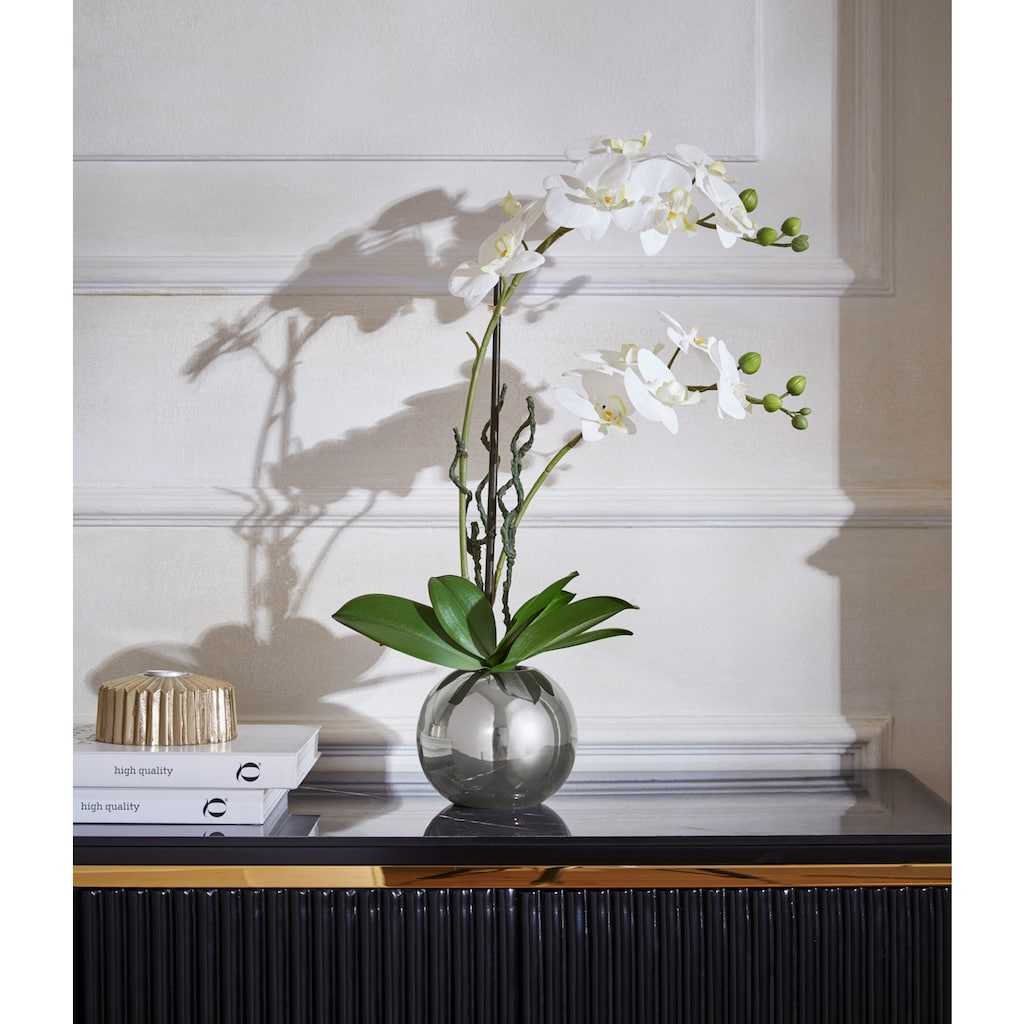 Guido Maria Kretschmer Home&Living Kunstorchidee »Cosidena«, im Keramiktopf